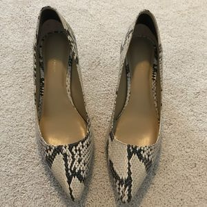 Ann Taylor Kitten Heels
